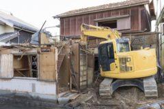 木造住宅やアパートの解体工事で気をつけていること